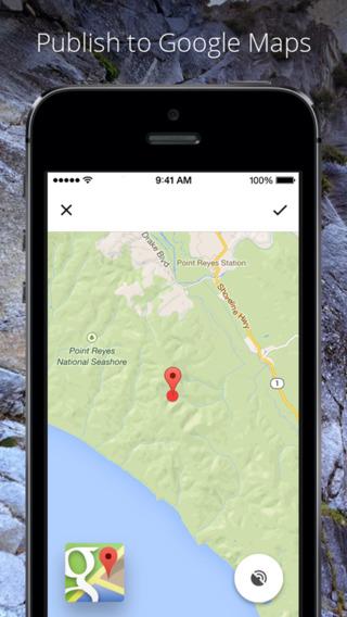 Photo Sphere Camera 1.0 for iOS (iPhone screenshot 003)