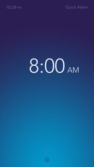 Rise Alarm Clock 4.1.6 for iOS (iPhone screenshot 001)