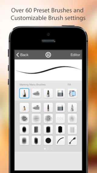 SketchBook Mobile 2.9.1 (captura de pantalla iPhone 002)