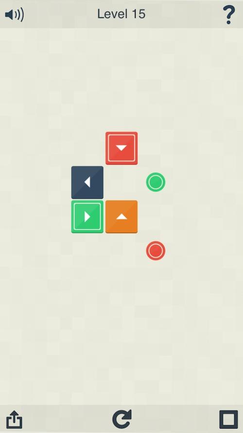 Squares Puzzle Game 1