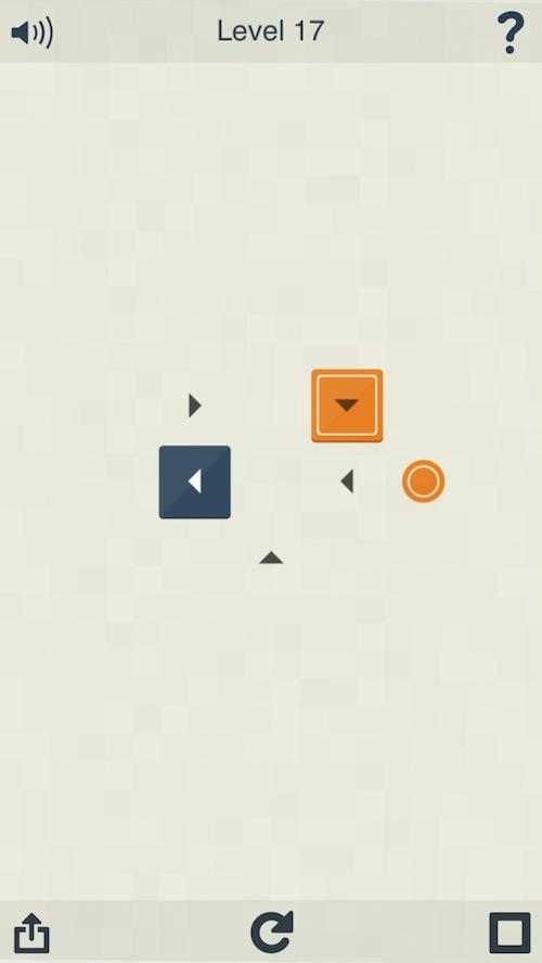 Squares Puzzle Game 2