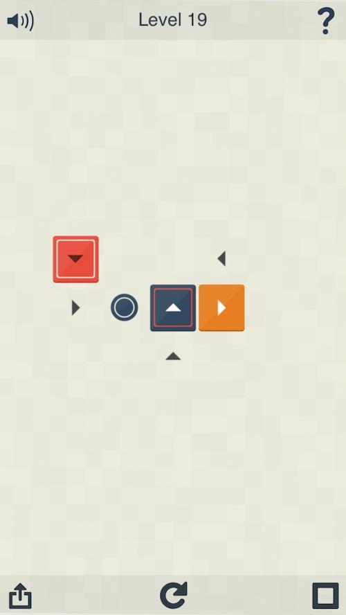 Squares Puzzle Game 3