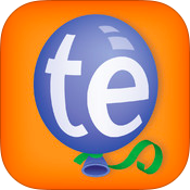 TextExpander 2.6 for iOS (app icon, small)