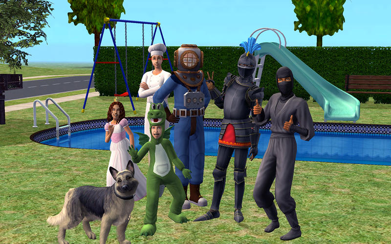 The Sims 2 - Super Collection 1.0 for Mac (screenshot 004)