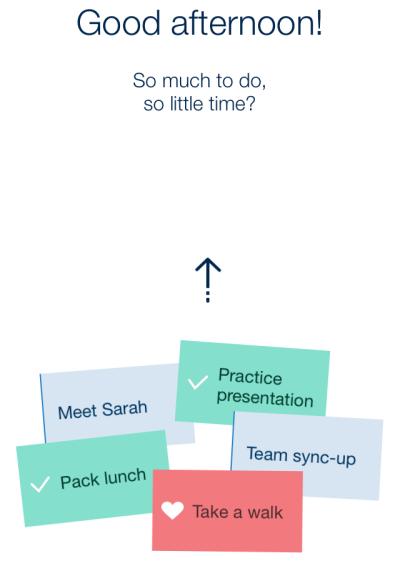 Timeful-startup-screen