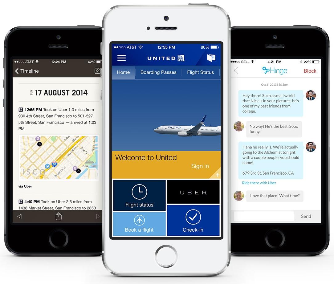 Uber API (teaser 001)