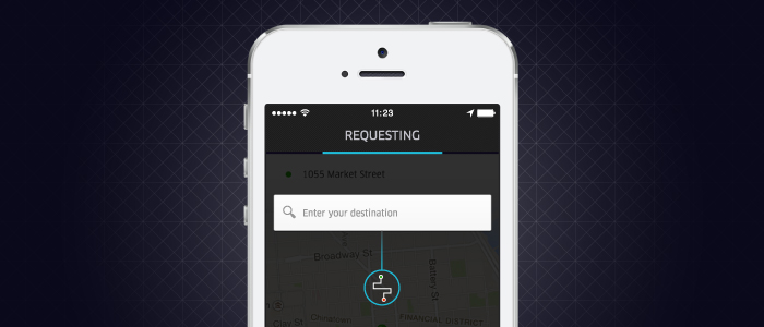 Uber (destino 001)