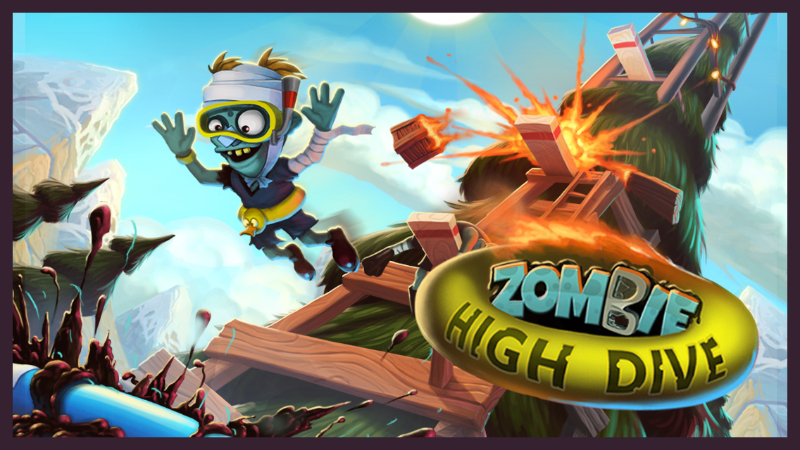 Zombie High Dive