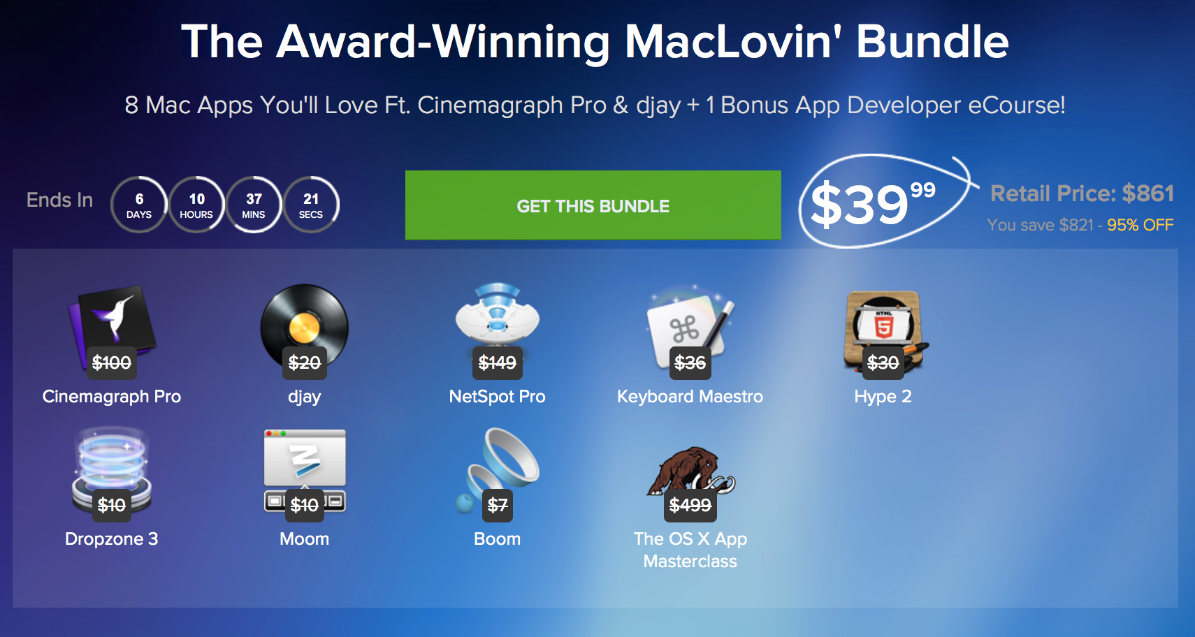 award bundle