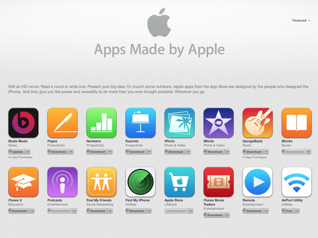 beats music app store
