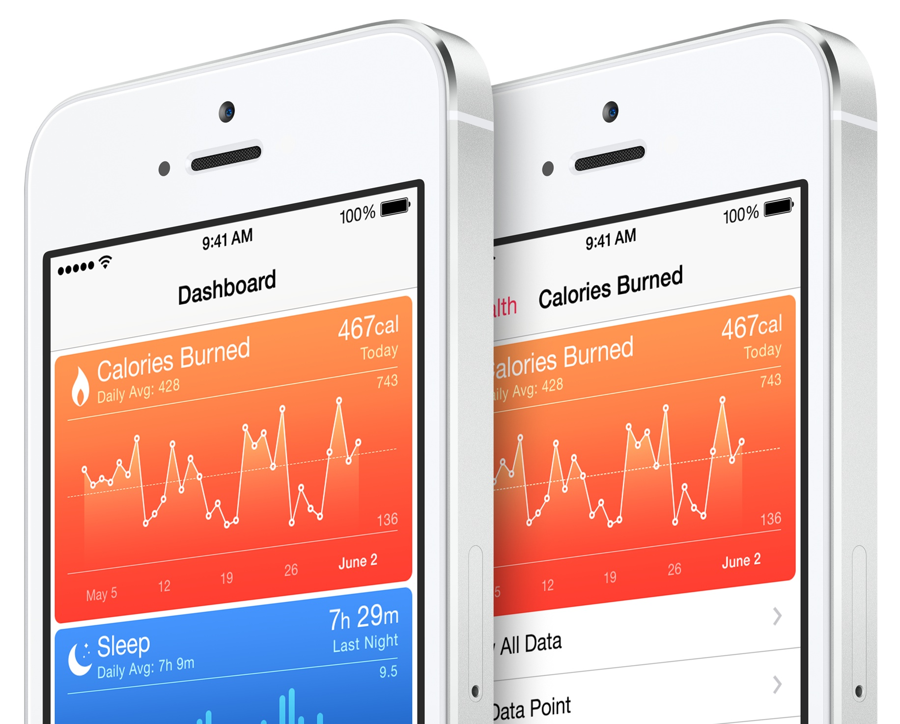 iOS 8 (Health, teaser 001)