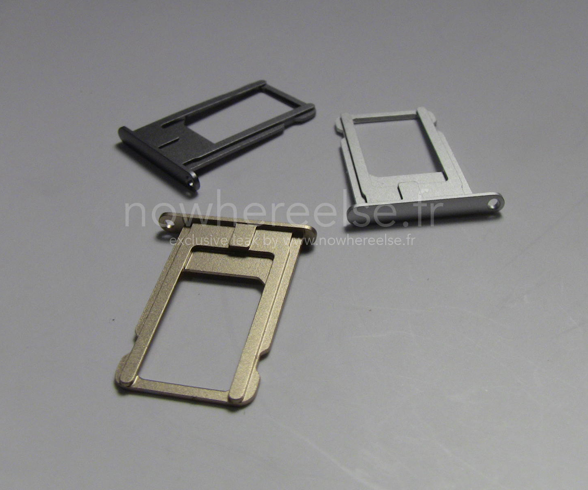 iPhone 6 (SIM tray and Home button, NowhereElse 005)
