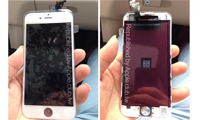 iPhone 6 (assembled display, Apple.club.tw 001)
