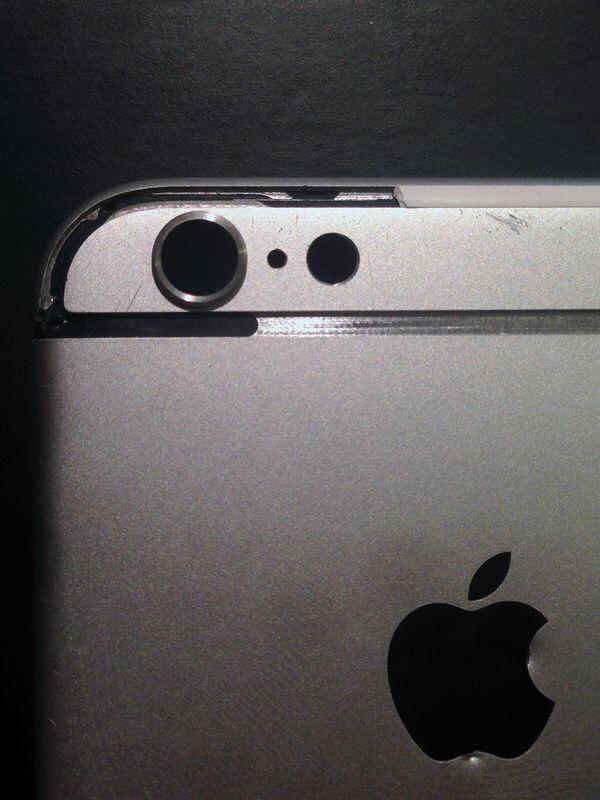 iPhone 6 (backplate, Sonny Dickson 002)