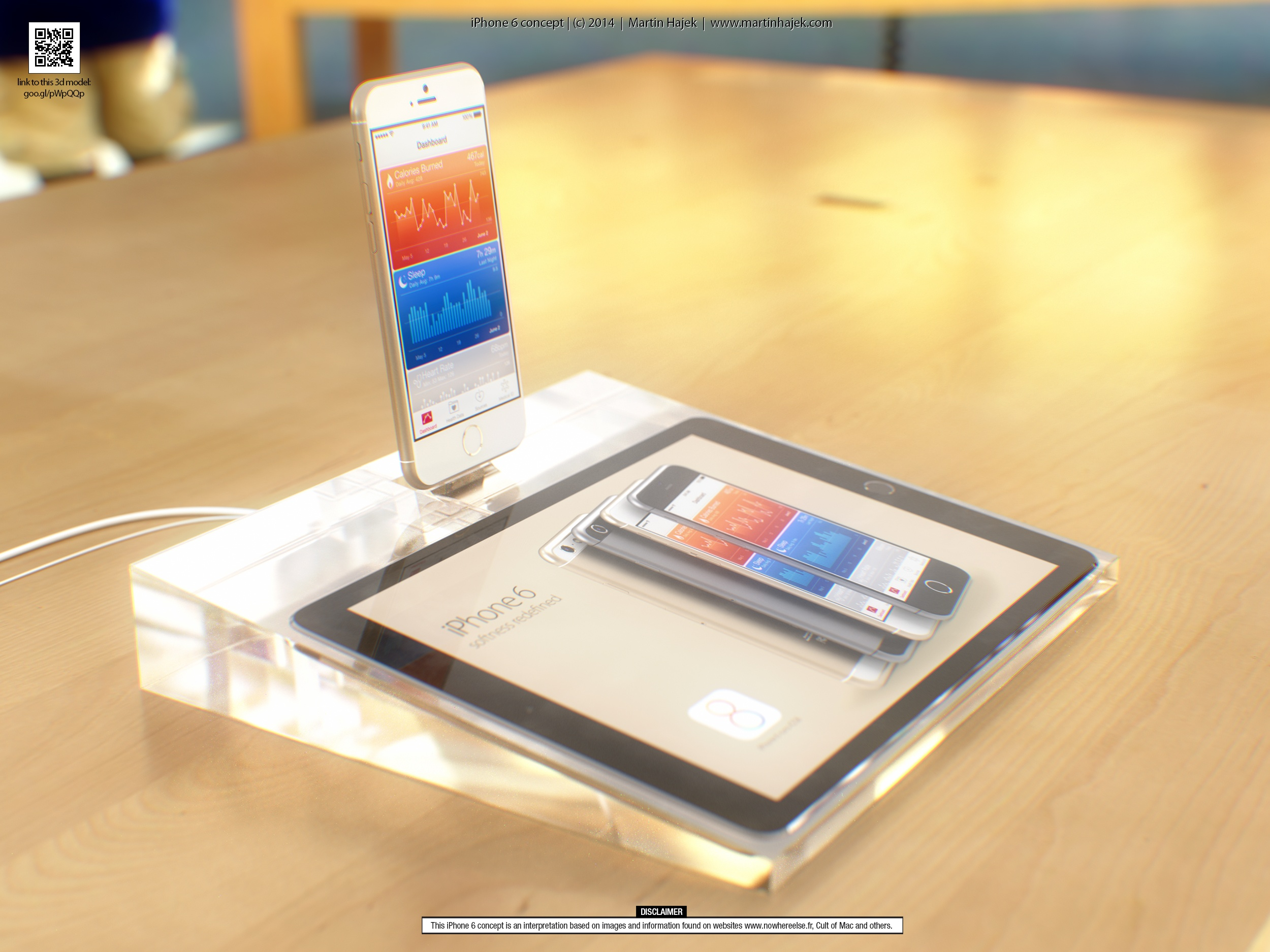 iPhone 6 concept (Apple Store, Martin Hajek 002)