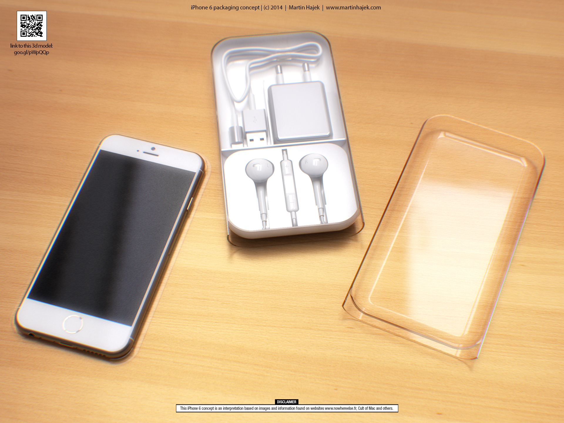 iPhone 6 concept (Packaging, Martin Hajek 001)