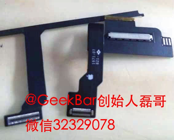 iPhone 6 flex cable (Apple.club.tw 001)