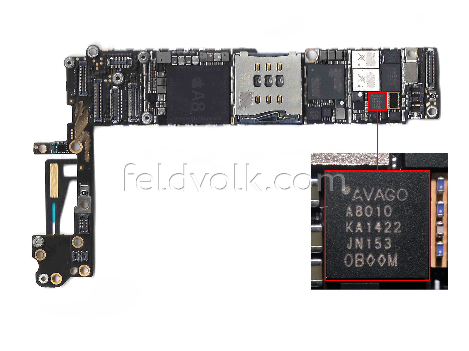 iPhone-6-motherboard-AVAGO-6