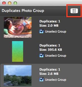 select duplicate