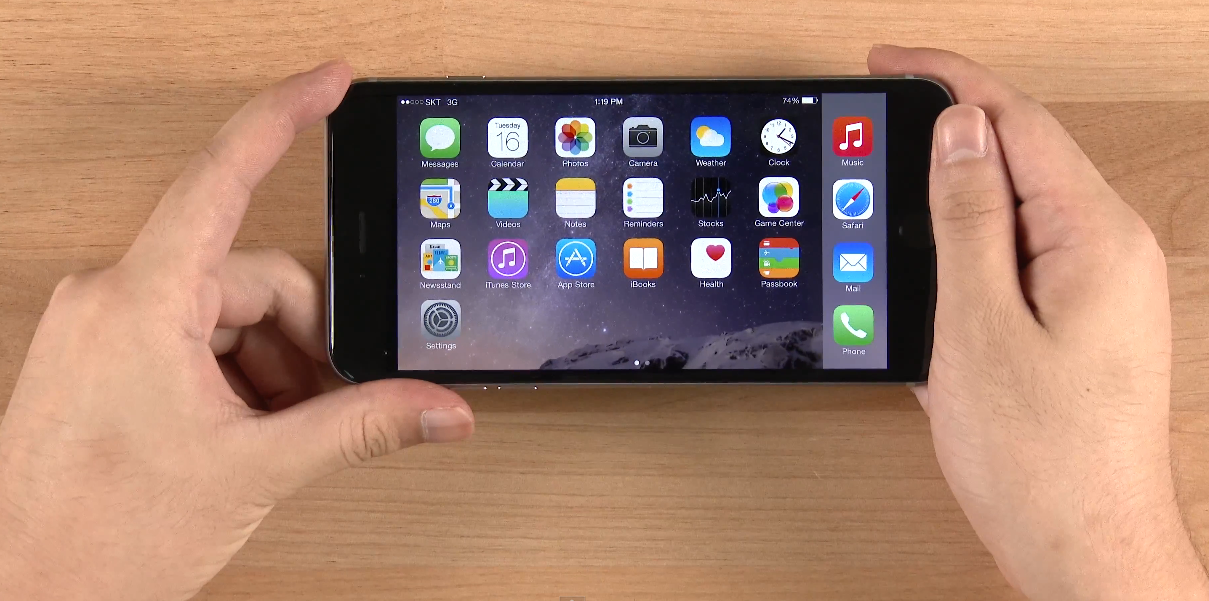 Early hands-on videos for iPhone 6 and 6 Plus hit the web