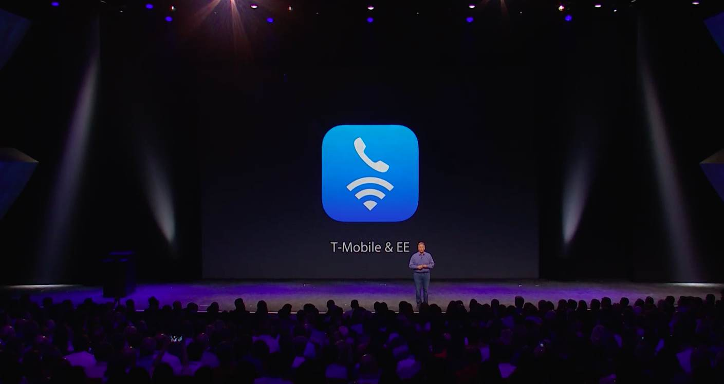 Apple September 2014 event (Wi-Fi Calling 002)