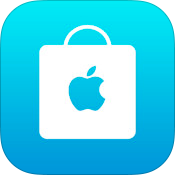 Apple Store 3.0 for iOS (app icon, small)