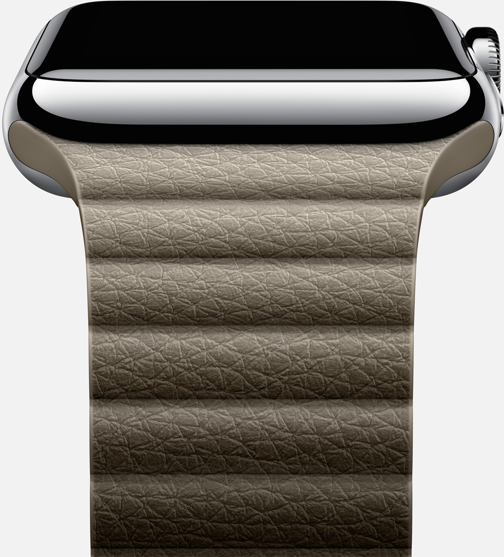 Apple Watch leather loop