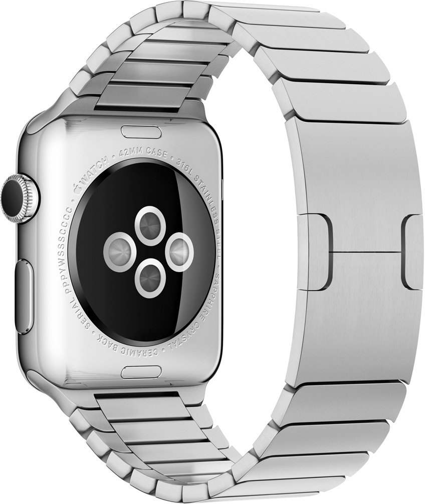 Apple Watch sensor
