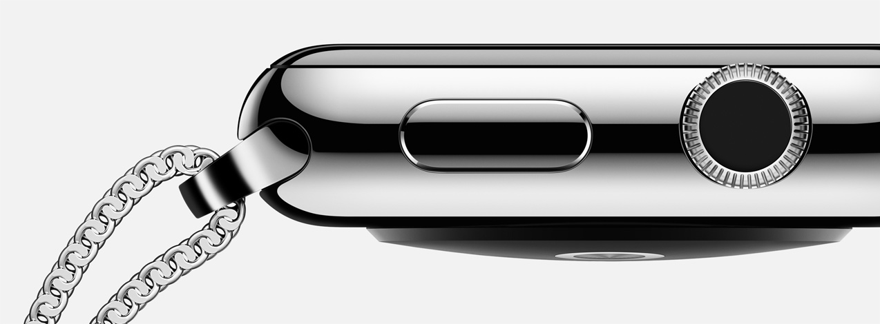 Apple Watch side classy
