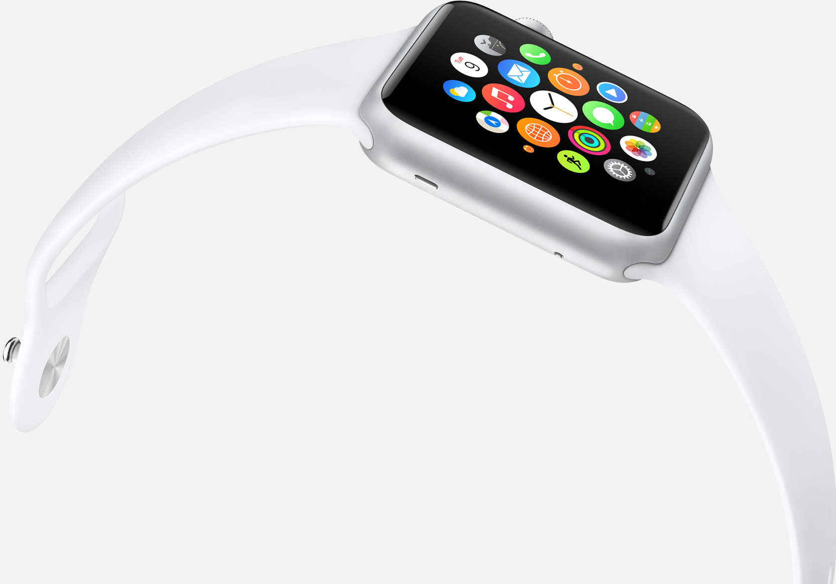 Apple Watch sport home screen apps