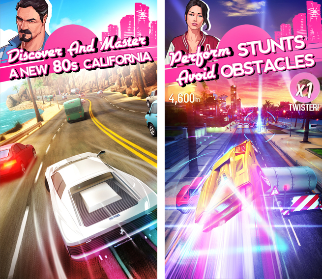 Asphalt Overdrive 1.0 for iOS (iPhone screenshot 002)