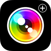 Camera+ 6.0 for iOS (app icon, small)