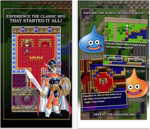 Dragon Quest I
