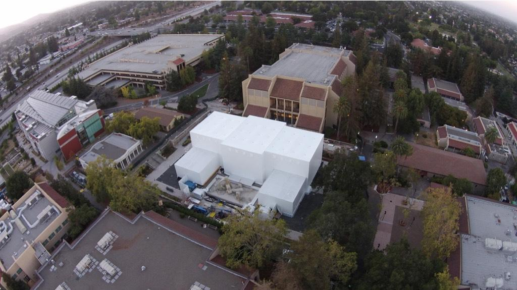 Drone view (Flint Center 001)