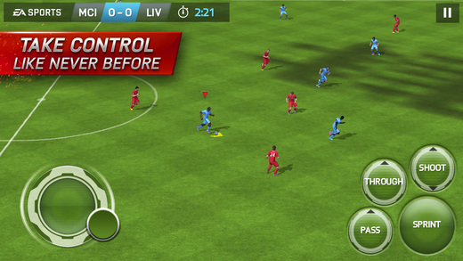 FIFA 15 Ultimate Team 1.0 for iOS (iPhone screenshot 004)