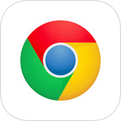Google Chrome 37.0.2062.60 for iOS (app icon, small)