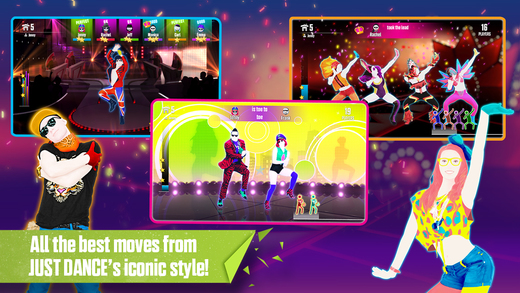 Just Dance Now 1.0 for iOS (iPhone screenshot 002)
