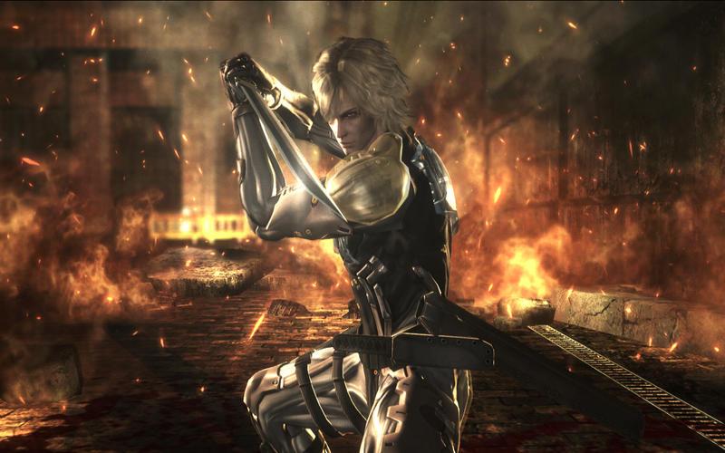 Metal Gear Rising - Revengeance (Mac screenshot 002)