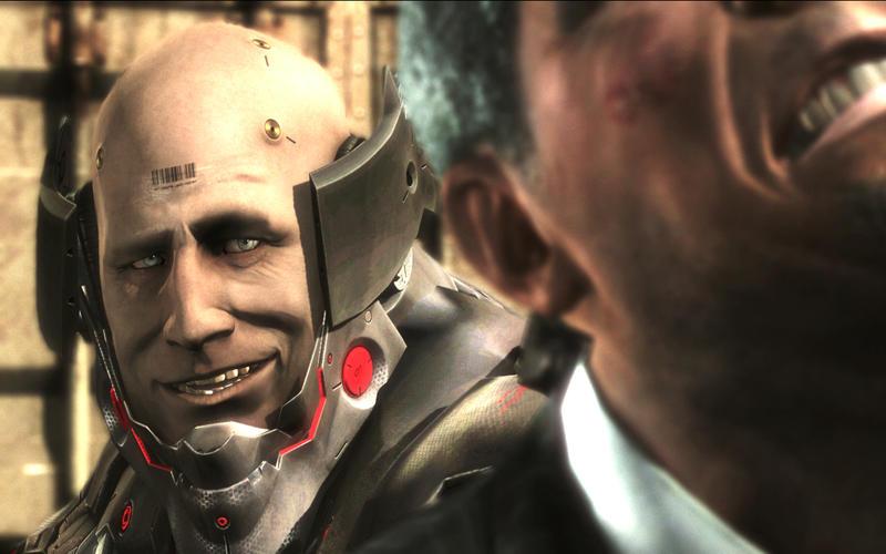 Metal Gear Rising - Revengeance (Mac screenshot 004)