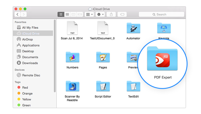 Pdf Expert 5 And Documents 5 Updated With Icloud Drive