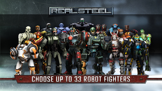 Real Steel 1.20.3 for iOS (iPhone screenshot 001)