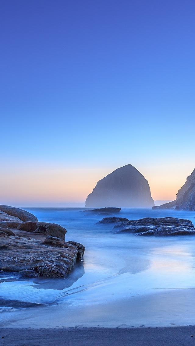 Wallpaper Beach Ocean K Nature