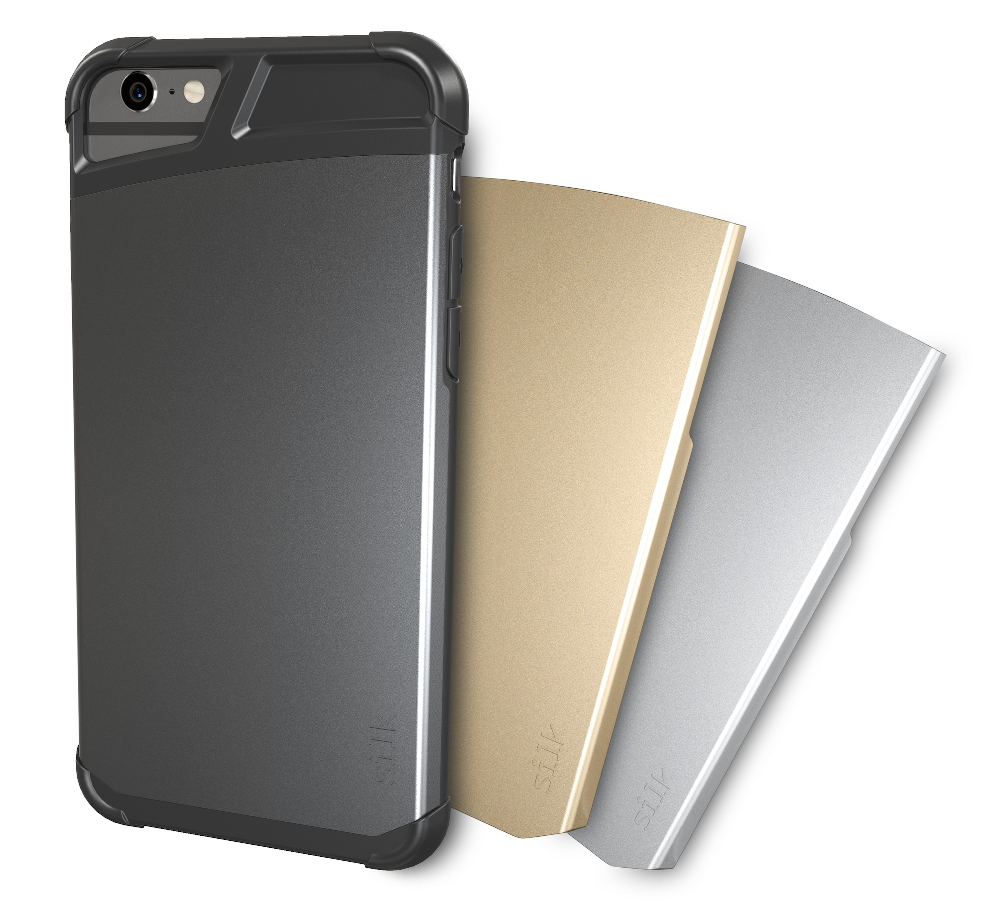 Silk Innovation Stealth Armor Tough Case
