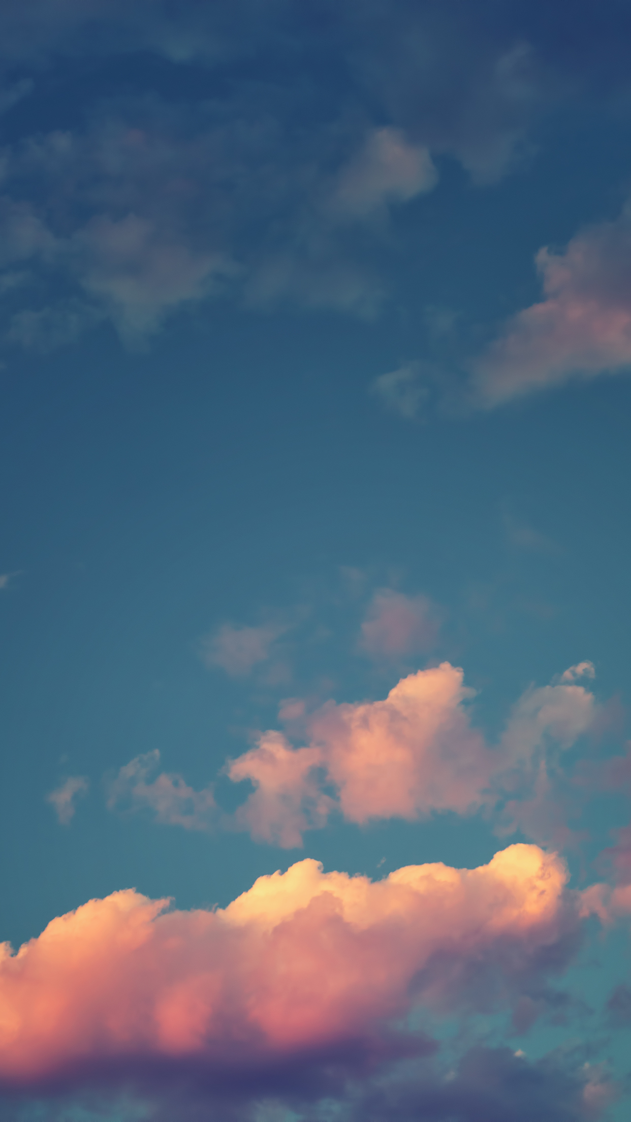 Sunset And Clouds Wallpapers For IPhone 6 And IPhone 6 Plus