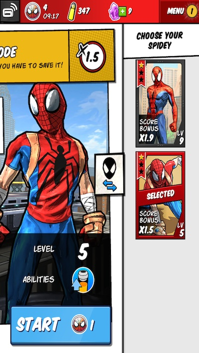 Spider-Man Unlimited 1