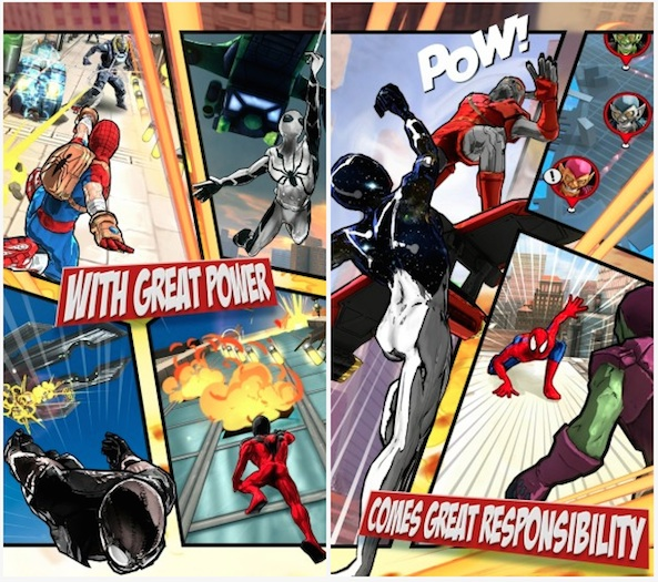Spider-Man Unlimited 3