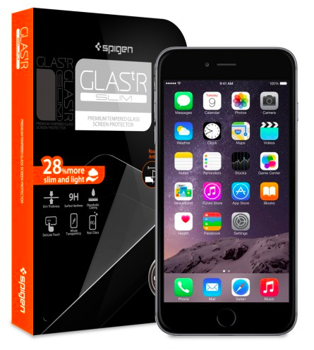 Spigen GLAS.tR Slim iPhone 6