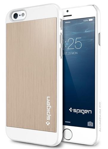 Spigen iPhone 6 Case Aluminum Fit