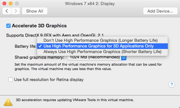 VMware Fusion 7 now available with OS X Yosemite and Windows