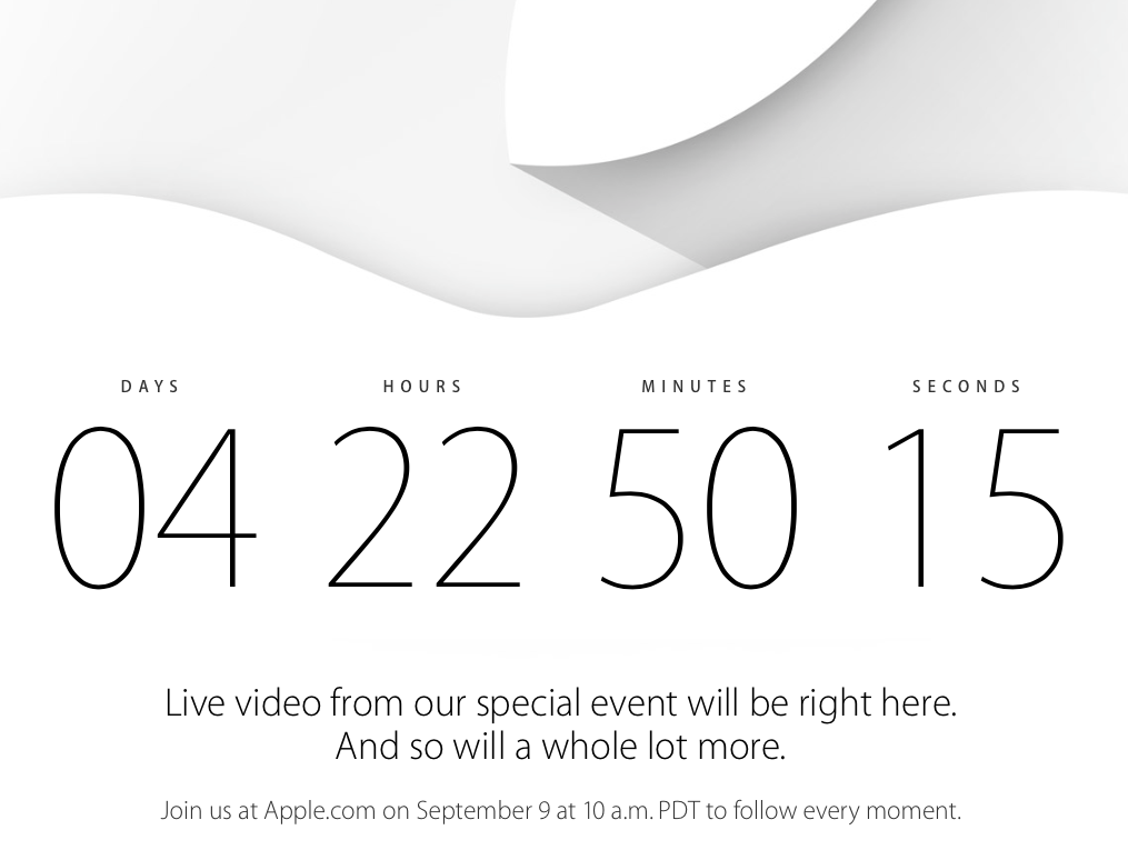 apple live stream